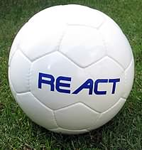 Reaktionsball REACT
