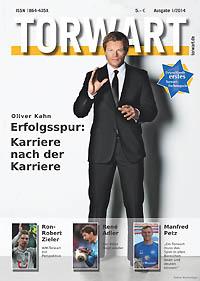 Torwart-Zeitschrift Vereinspaket 5 Exemplare