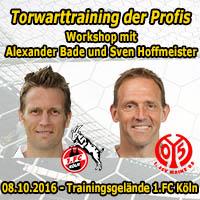 Seminar mit A. Bade und S. Hoffmeister