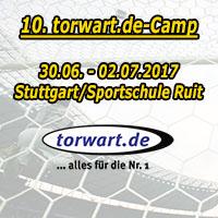 torwart.de-Camp 2017 mit Übernachtung