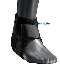 McDavid Fußgelenkbandage mit Bändern