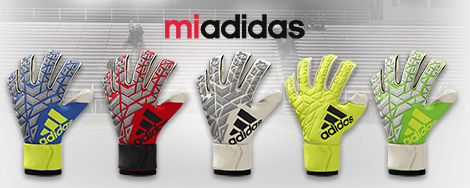 miadidas Handschuhe konfigurieren