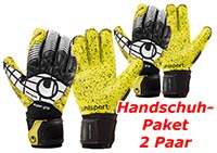 uhlsport Eliminator Supergripp Bionik+ 2 Paar