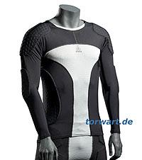 McDavid HexPad Fußball-Torhüter-Shirt (EXTREME II)