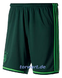 adidas DFB Home Goalkeeping Short für Kinder