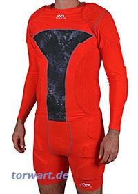McDavid Protektions-Set Bright Orange