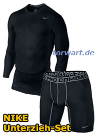 Nike Pro Cool Compression Unterziehset lang