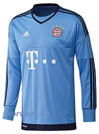 adidas FC Bayern Torwarttrikot für Kinder