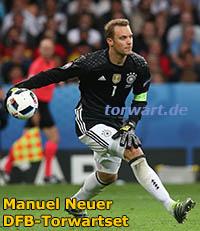 DFB Torwartset Manuel Neuer