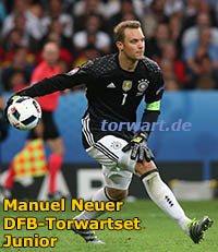adidas DFB Torwartset Manuel Neuer Junior