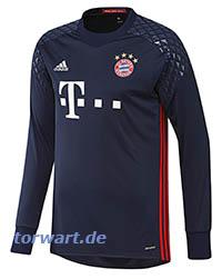 adidas FC Bayern Torwarttrikot Junior