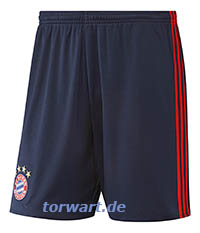 adidas FC Bayern Torwartshort Junior